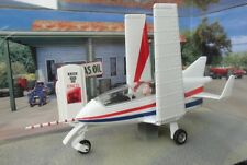 "007 JAMES BOND Acrostar Mini Jet Bede BD-5J ""Octopussy"" 1:43 BOXED PLANE MODEL"