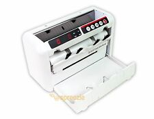 Portable Bill Counter Money Counting Cash Machine Counterfeit Detector UV MG New