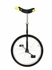 QU-AX Unicycle 24 Inch Luxury black new 1003