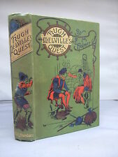 190 Hugh Melville's Quest - Days of the Armada by F M Holmes - Decorative HB