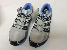 Salomon X-Mission 2 Women's Shoe - Teal/Blue Size 9.5