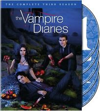 Vampire Diaries: The Complete Third Season [5 Discs] DVD Region 1