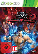 Microsoft XBOX 360 Spiel * Fist of the North Star 2: Ken´s Rage *Kens*NEU*NEW*18