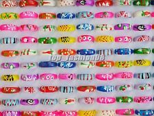Wholesale Lots 50pcs Style Colorful Resin Lucite Children's Rings FREE