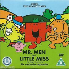 MR.MEN And LITTLE MISS 6 Episodes PROMO Multi-Buy Discount