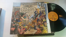 The Grand Wazoo Frank Zappa & The Mothers of invention '72 LP gatefold vinyl !!