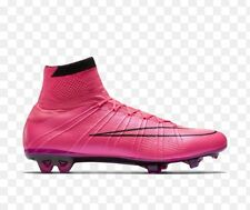 Nike Mercurial Superfly FG  Uk Size 8.5 eu 9.5 Eur 43 football boots Pink