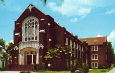 BEAUTIFUL TRINITY METHODIST CHURCH, DE LAND, FLORIDA