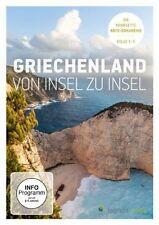 Griechenland - Von Insel zu Insel [2 DVDs] von Johannes Backes, D.Wells, wie neu