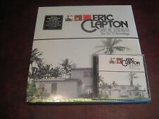 ERIC CLAPTON GIVE ME STRENGTH LIMITED EDITION 180 GRAM VINYL 3 LP BOX SET  + CD
