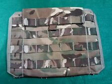 Osprey MKIV Side Plate Pocket Carrier British MTP MultiCam Body Armour Airsoft