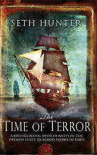 The Time of Terror (Nathan Peake Trilogy 1), By Seth Hunter,in Used but Acceptab