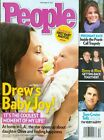 2012 People Magazine: Drew Barrymore & Daughter Olive/Tom Cruise/Pregnant Kate