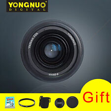 Yongnuo YN35mm F2 Wide-angle Auto Focus EF lens For Nikon