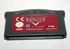 CARS USATO ACCETTABILE GAMEBOY ADVANCE ED ITA SOLO CARTUCCIA CD1 37945