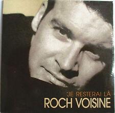 "ROCH VOISINE - CD SINGLE ""JE RESTERAI LA"" - NEUF SOUS BLISTER"