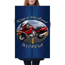 BMW K1600GT King Of The Road Poster