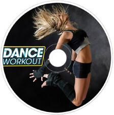 DANCE WORKOUT FITNESS EXCERCISE GET FIT ,STREETDANCE CARDIO WEIGHT FAT-LOSS DVD