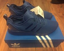 Adidas Originals ZX FLUX ADV   blue Size 12 uk