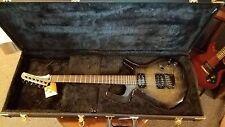 Parker Guitars PDF100 HH Electric Guitar Trans Black, Seymour Duncans, Piezo
