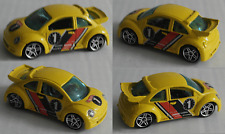 Hot Wheels – VW New Beetle Cup gelb