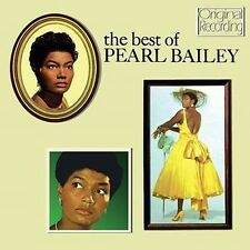 CD BEST OF PEARL BAILEY TAKES TWO TO TANGO ST LOUIS BLUES TOOT TOOT TOOTSIE ETC