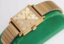 1966 vintage Bulova men's wristwatch w/ Two-Tone Dial & Original Band