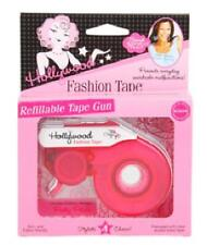 Hollywood REFILLABLE TAPE GUN Preloaded with clear, double-sided tape