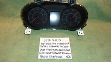 2011-2013 MITSUBISHI OUTLANDER SPORT GENUINE DASH CLUSTER ASSEMBLY FREE SHIPPING