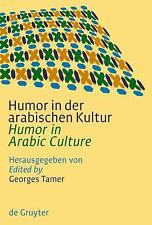 Humor in der arabischen Kultur / Humor in Arabic Culture, Textbook Buyback, Comp