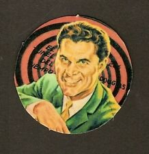 The Time Tunnel Robert Colbert 1960s TV Show Disc Card