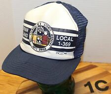 VINTAGE SWAN ISLAND LOCAL 1-369 OIL, CHEMICAL & ATOMIC WORKERS UNION HAT VGC