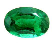 Smeraldo naturale ct. 0.5/0.6 - mm. 5,5 / 6.5 natural emerald oval cut