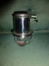 vecchia e rara CAFFETTIERA a PERCOLAZIONE rara - OLD COFFEE MAKER