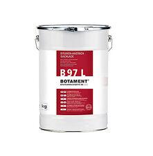 Botament B97 L Bitumenanstrich Dachlack Bitumen Dachabdichtung Kaltkleber 5l