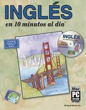 10 Minutes a Day: Inglés by Kristine K. Kershul (2007, Mixed Media)
