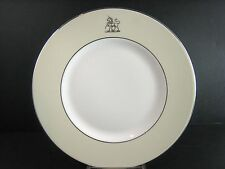 WEDGWOOD VERA WANG UNICORN CHAMPAGNE ACCENT PLATE NEW UNUSED