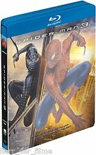 SPIDER-MAN 3 (Tobey Maguire) Blu-ray Disc, Steelbook NEU+OVP