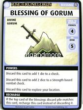 Pathfinder Adventure Card Game - 1x Blessing of Gorum - Rise of the Runelords