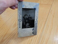 Antique Car Tintype Tin Type Photo Photograph Men Boys (px7)