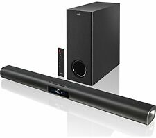 JVC th-wl515b 2.1 TV Sound Bar Speaker 220w Subwoofer senza fili Bluetooth HDMI