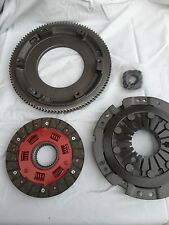 classic mini verto lightened flywheel & 190mm uprated sports clutch combi kit