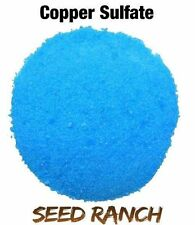 SeedRanch Copper Sulfate Powder - 5 Lbs.