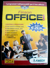 SOFTWARE FINSON OFFICE SUITE