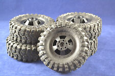 HPI WHEELY KING CUSTOM DUALLY RIM KIT - FITS HPI CRAWLER KING - RC TRUCK PARTS
