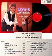 LP Caterina Valente: Love w/ Werner Müller (Decca Phase 4 SLK 16 900 P) D 1973