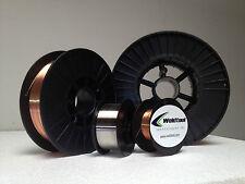 """ER70S-6 .045"""" 33lb Mild steel MiG welding wire"""