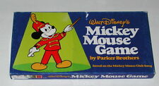 Walt Disney's Mickey Mouse Game Parker Brothers Complete