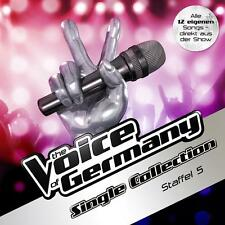 The Voice of Germany - Die Single Collection - Staffel 5 - CD NEU