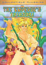 The Emperor's Treasure - Classic Animation (DVD, 2004) NEW@